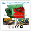 Ce hidráulico de acero de chatarra de metal de hierro portátiles de cizalla hidráulica de corte de hierro de la máquina( alta calidad)