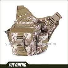 Digital camouflage one shoulder bag/SLR cameras, waterproof package/cell phone package