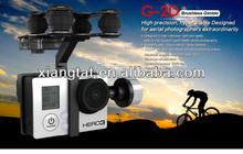 New DJI Walkera G-2D Brushless Camera Mount Gimbal for iLook/Gopro Hero /Sony QR X350 FPV Photo