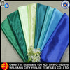 2014 newly designed satin fabric samples manufacturer