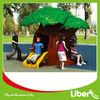 Tree Design Plastic Outdoor Kids Playhouse LE.WS.075.01