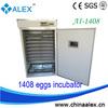 Automatic egg turning shipping reptiles AI-1408 brinsea incubators eggette machine