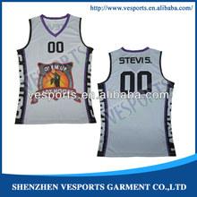sporty popular american basketball team jersey