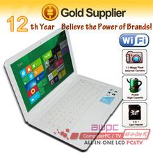เซินเจิ้นที่ถูกที่สุด13นิ้วมินิแล็ปท็อปคอมพิวเตอร์โน๊ตบุ๊คinteld2550windows7