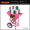 Fast Food Equipment/ Cotton candy floss machine with CE