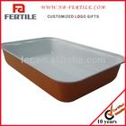 102825 Fertile ceramic coating rectangular cake pan/cake mold