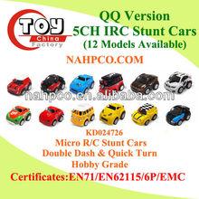 QQ Version 5CH I/R Stunt Car/Racing Car(12 Asst)