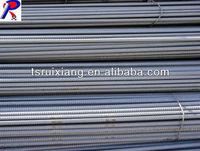Construction Deformed Steel Rebar/Building Material TMT Reinforcing steel rebar