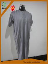 2015 new and latest Abaya designs Muslim Men Robe