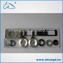 Customize Precision CNC Machining Prototype Metal/Aluminum/Steel Parts