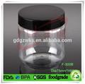 2014 quente vender chá café jar açúcar vasilhas de cozinha de armazenamento com tampa preta
