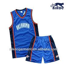 custom latest basketball uniform design