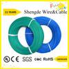 silicone rubber fiber glass insulation copper wire