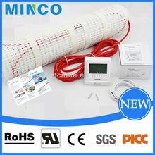 Low Voltage Radiant Floor Heating Mat Kit Bathroom Heating System