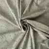 Pierced 100% Polyester Suede Fabric Warp Knitted Fabric Wholesale