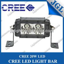 20w cree led light bar big reflector unique design Cree 10w led light bar aluminum housing CE ROHS