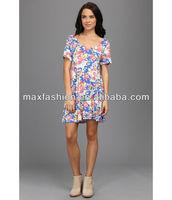 Rising Tide Dress,designer clothing manufacturer in China