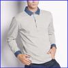 High quality polo shirt for men colorful polo shirt designs custom long sleeve polo shirt wholesale