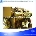 CCEC K38 marine engine electric motor