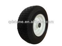 16*6.50-8 pu foam wheels for golf carts