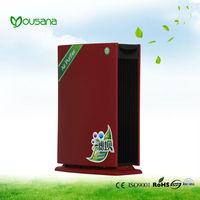 Room Air Cleaner Ionizer TIO2 cigarette smoke