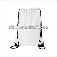 Promotion gift item drawstring shoe bag