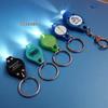 promotion plastic metal key finder Colorful led light key chain OEM&ODM Manufacturers wholesale