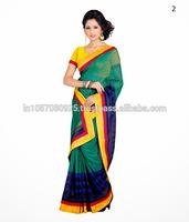 Bhagalpuri Cotton Saree At Wholesale Price | Online Shopping Stores