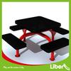 Hot-sale modern metal park bench,wholesale price high quality Garden Park Bench LE.XX.065