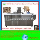 Indonesia 200-300kg/h pet food processing machine