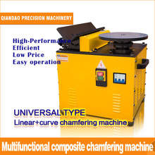 Chamfer Machines GD-900 Linear and Circular Chamfering CE Approved