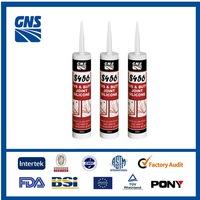 GP light grey silicone sealant