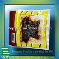 Estéril saco de plástico para alimentos& comestível saco plástico do alimento