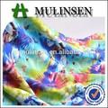mulinsen têxteis de seda sensação malha spandex rayon viscose conforto legal para tecido blusa