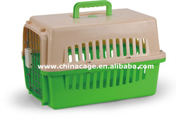 Plastic Dog Travel Carrier