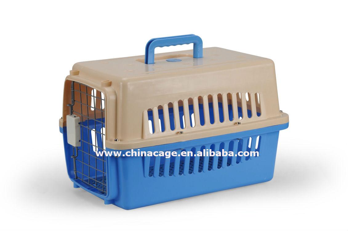 Plastic Dog Travel Carrier