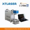 hot sale mini fiber laser gear marking machine