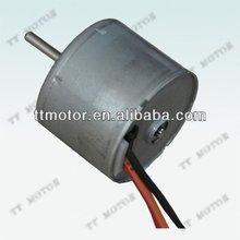 TEC2419 12v dc brushless motor electric hair drier dc brushless motor
