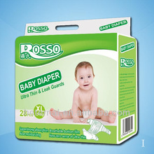 Favorable strong absorption baby diaper manufacturers in Guangdong