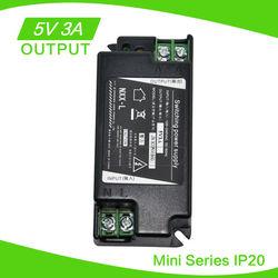 5v 15w mini power supply led driver power supply 220 volt to 110 volt transformer