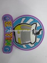 promotion gift tourism souvenir new style high quality soft PVC fridge magnet