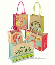 jute fancy designer beach bags