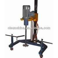 printing ink high speed mixer(pneumatic lifting)