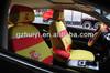 Custom Car Seat Cover Design