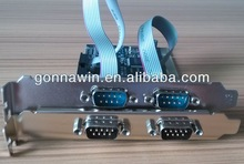 PCI serial card PCI to serial port card 4 ports
