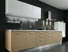 modern design kitchen and bathroom flat packing