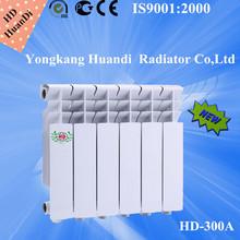 New design die casting aluminum radiators