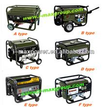 tigmax gasoline generator/ gasoline generator spare parts for sales