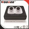 H.264 CCTV 2CH DVR KITS 2 indoor sony 700tvl cctv cameras and 4ch cloud DVR