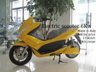 Elettric Scooter 6Kw with EEC high speed